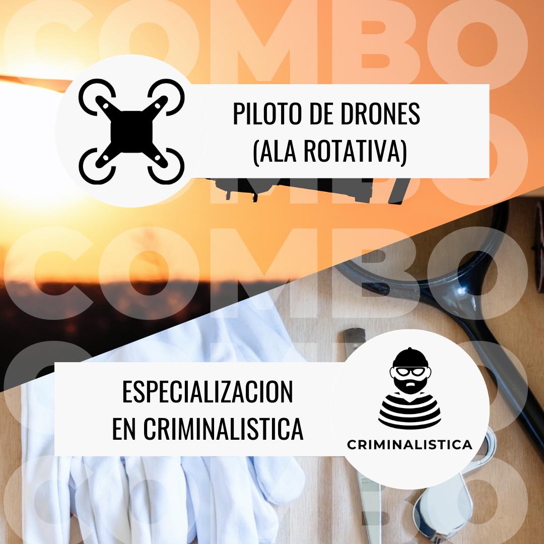Ala Rotativa + Criminalistica