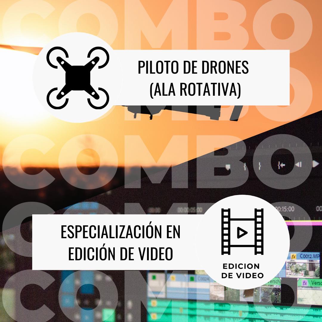 Ala Rotativa + Edición de Video